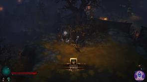 demon hunter skill shadow power with rune gloom