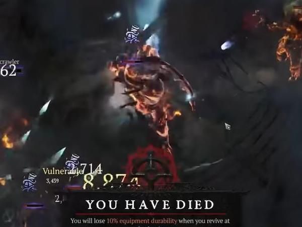 demon hunter skill smoke screen with rune displacement